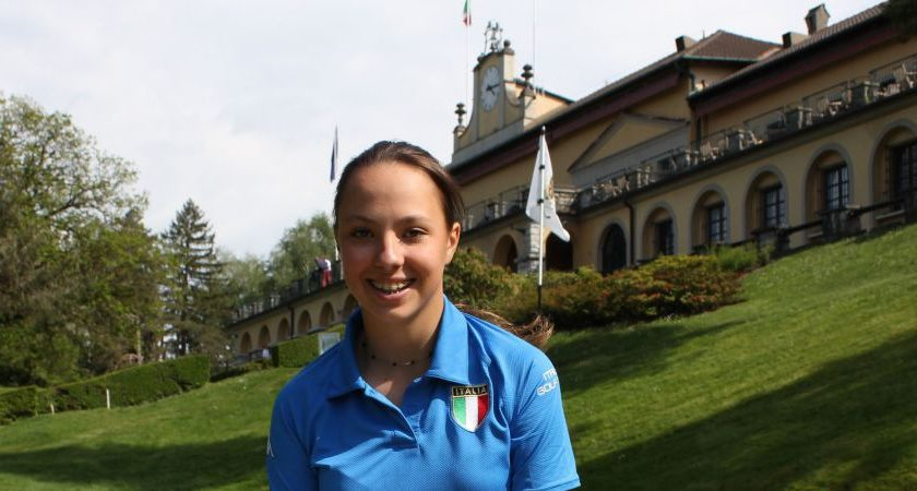 Girls British Amateur: Paltrinieri nella storia