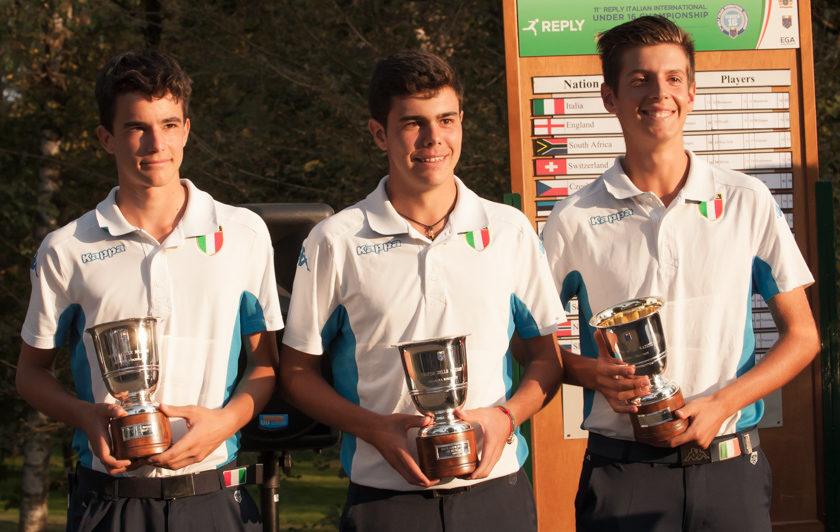 U16: vittoria sudafricana. All'Italia la Nation's Cup