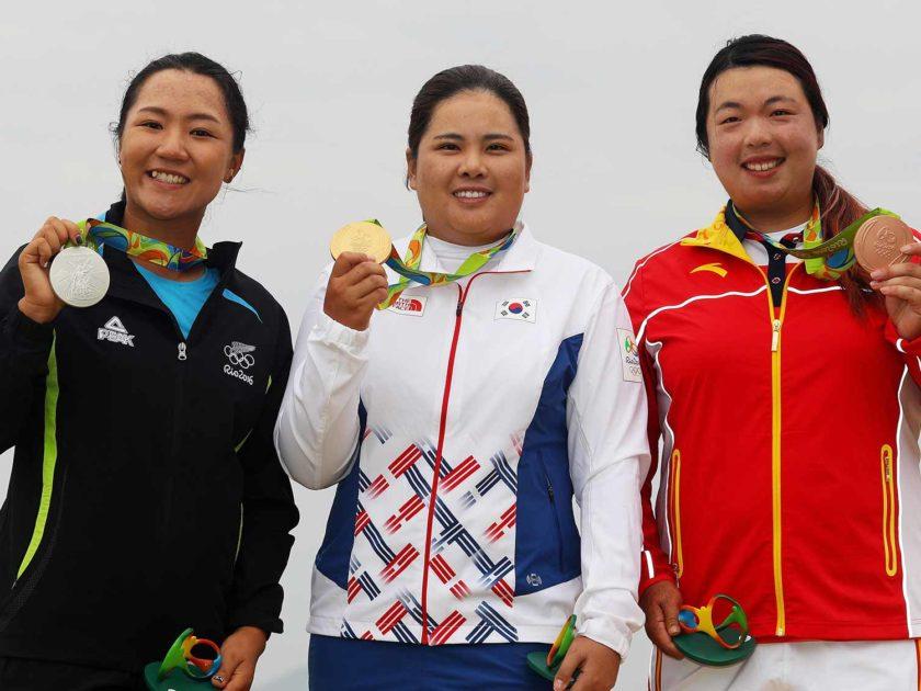 Rio 2016 oro alla Park