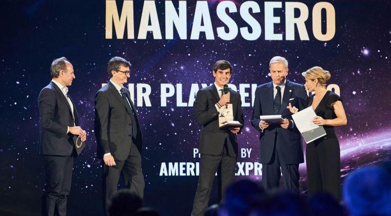 Premio Fairplay <br/>a Manassero