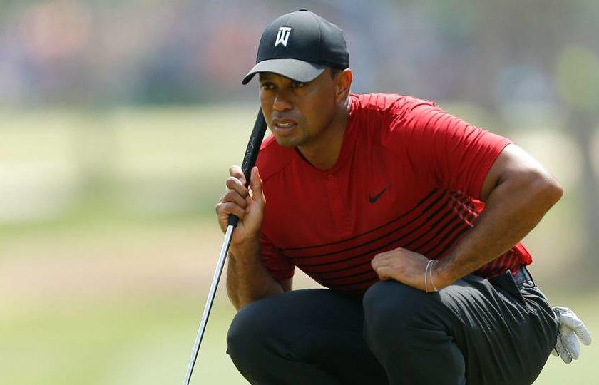 The Open: <br/>Tiger è tornato