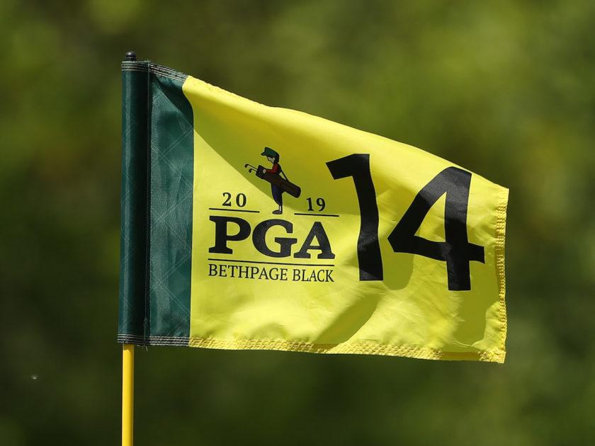 PGA Championship: i tee time