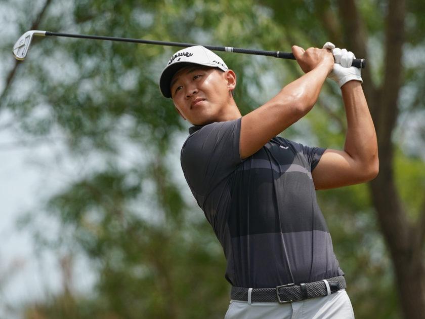 Zemmer 26° nel  Qinhuangdao Championship vinto da Luke Kwon