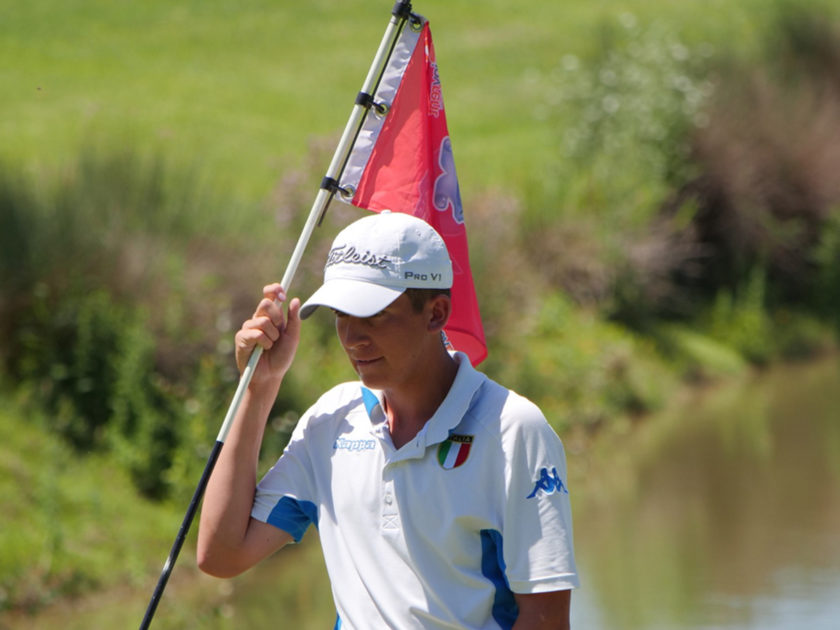 French International Mens Amateur Stroke Play Championship con 6 azzurri
