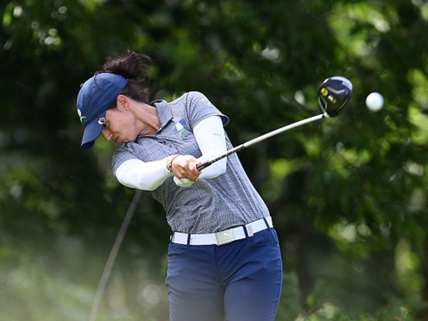 Giulia Molinaro al Pure Silk Championship