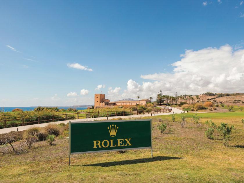 Rolex Golf 2019: a tempo di swing