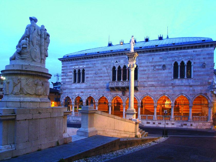 Scoprire Udine con il Senior ltalian Open