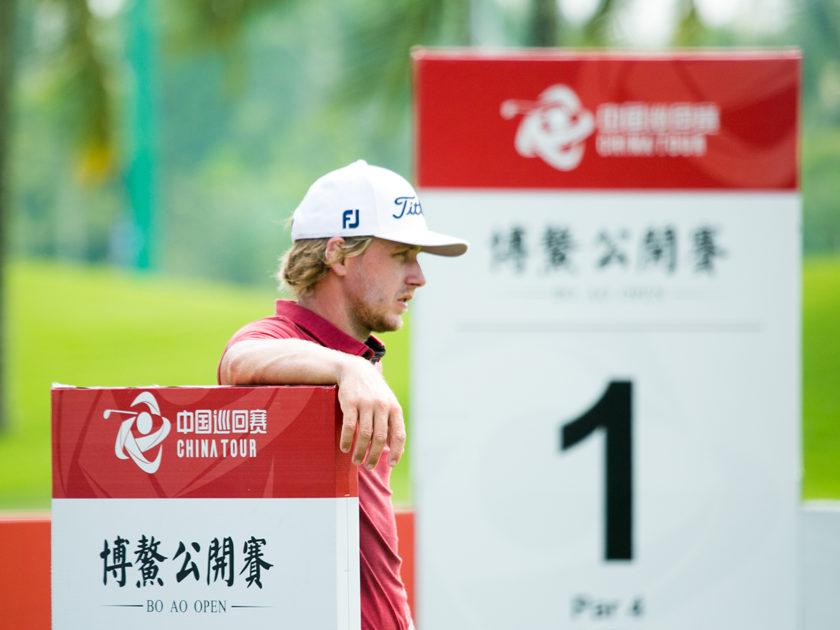 Beijing Open: Tris per Maverick Antcliff