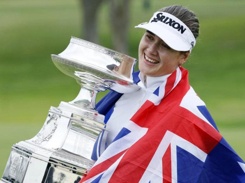 KPMG Women's PGA Championship: La prima di Hannah Green