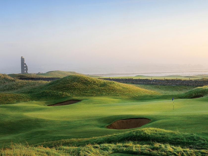 Una vacanza in Irlanda per giocare a golf