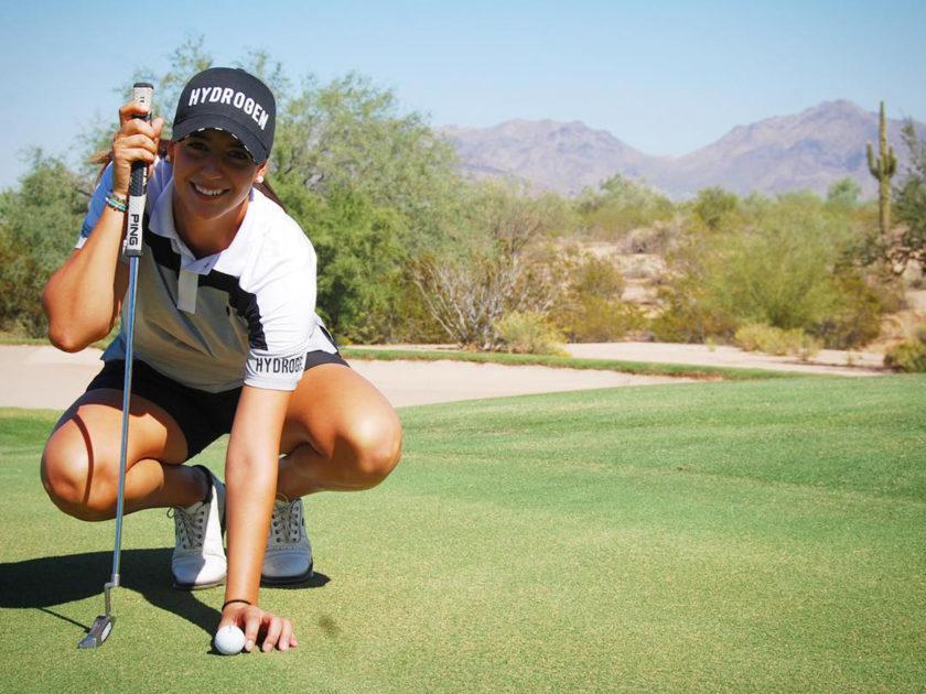 LPGA: Liti e Molinaro in campo nei rispettivi circuiti