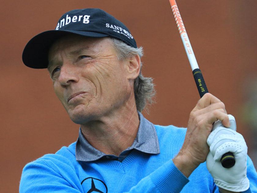 Bernhard Langer fa suo il Senior Open al Royal Lytham & St. Annes