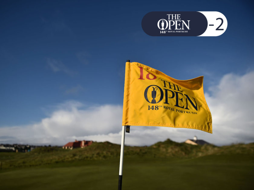 148° Open Championship: i tee times