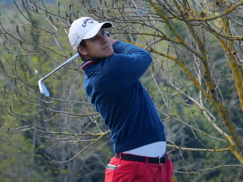 Saint-Malo Mixed Open: Di Nitto al terzo posto