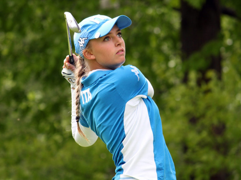 Il palyoff decide l'European Ladies Amateur Championship; 3ª Caterina Don