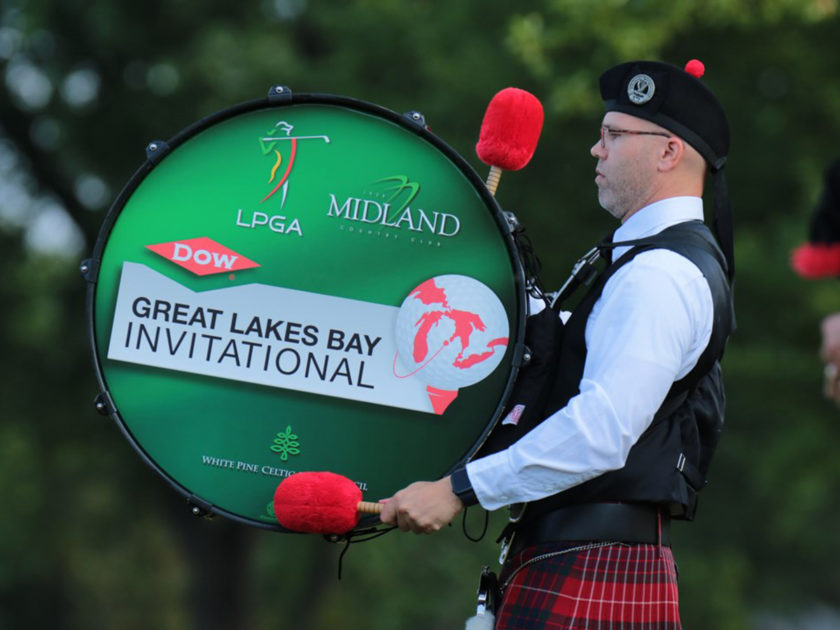 Molinaro e Meadow leader nel Dow Great Lakes Bay Invitational