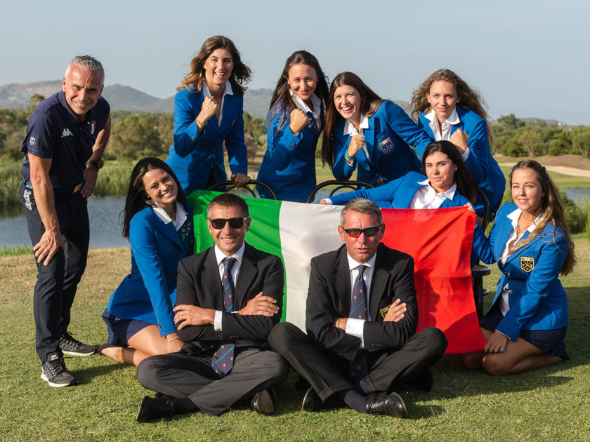 European Team Championship: Medaglia di bronzo per Ladies e Girls