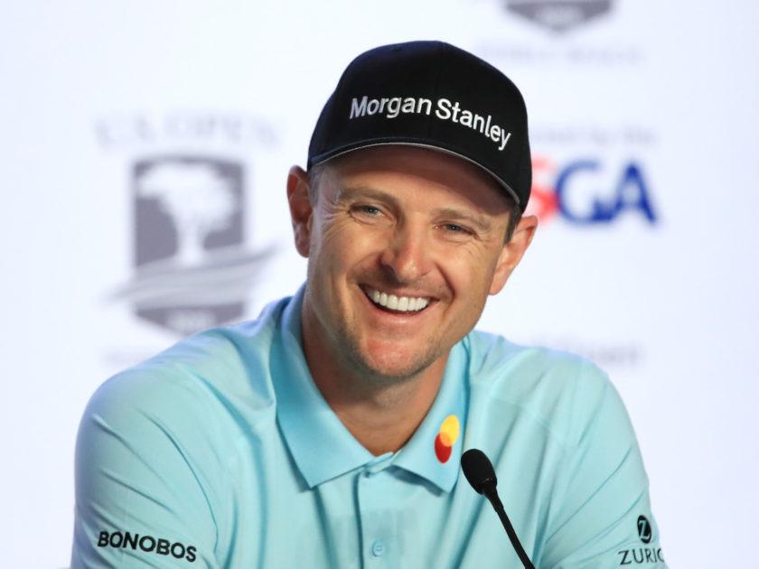 Caro Justin, ci vediamo su Golf & Turismo!
