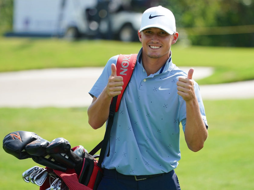 Max Mcgreevy vince il Guangzhou Open; Zemmer 18°