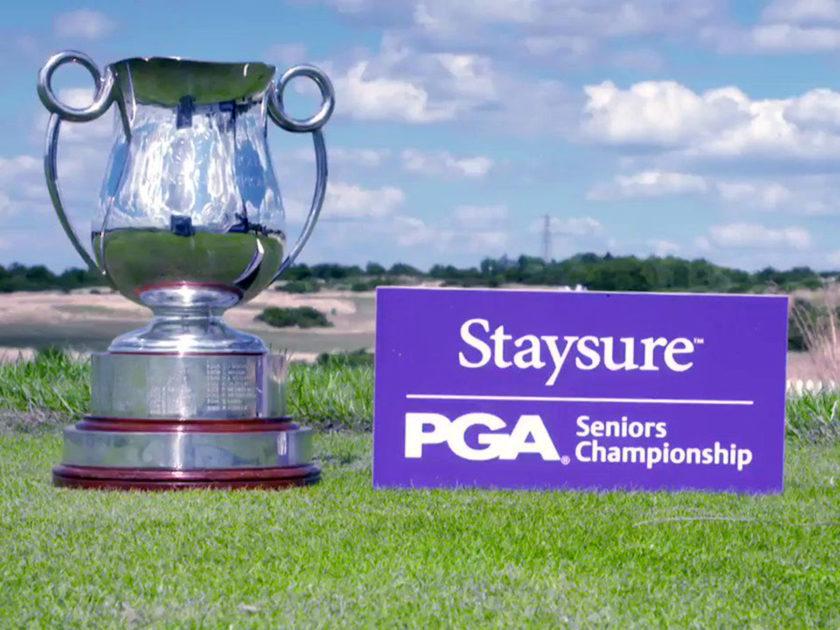 Ancora spettacolo Over50 con il PGA Seniors Championship