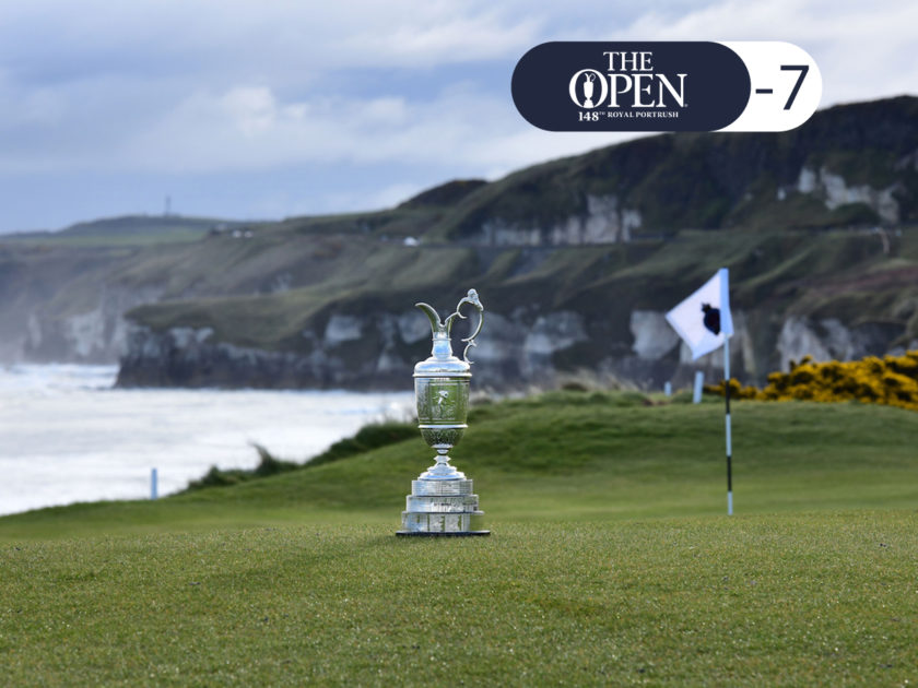 The Open: i record di una leggenda