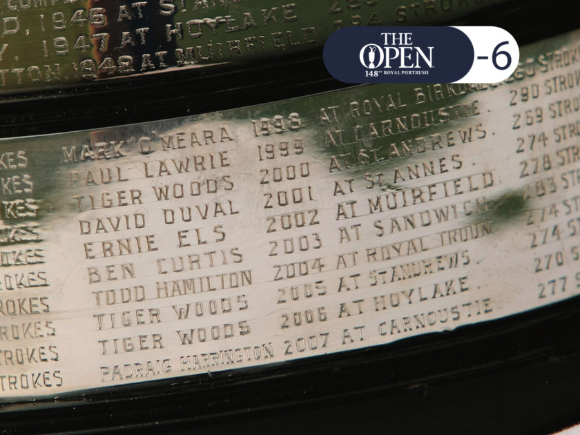 The Open: ma chi incide la Claret Jug?