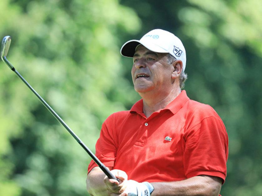 Costantino Rocca al WINSTONgolf Senior Open