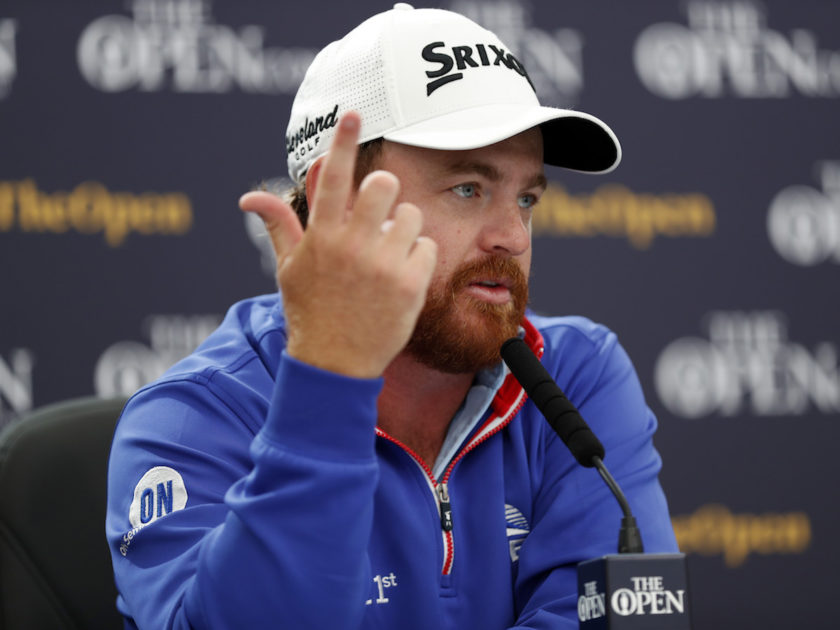 Open Championship: ben fatto JB Holmes