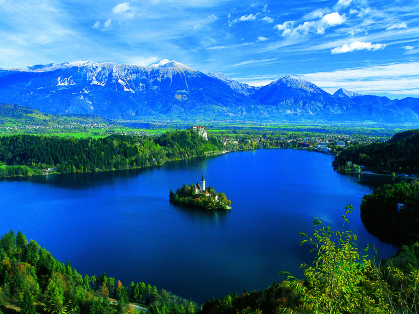 Vacanza in Slovenia: Bled