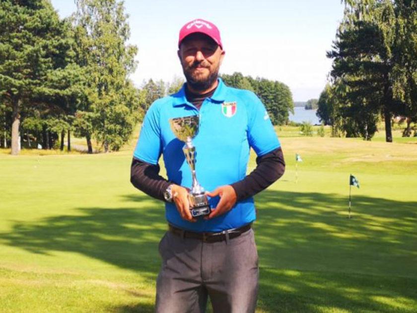 Tommaso Perrino vince il Respecta Finnish Disabled Open