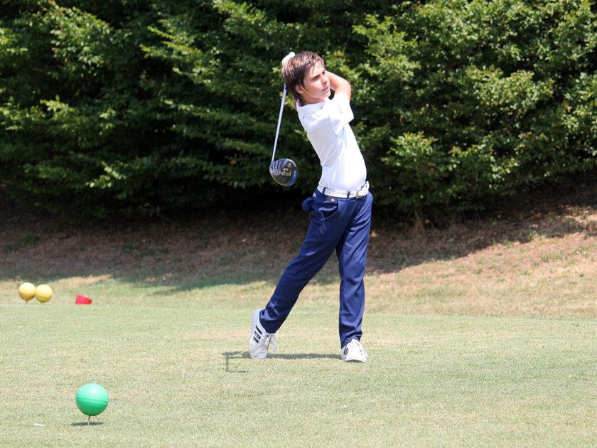 Otto azzurri al Belgian International Golf Championship Boys U14