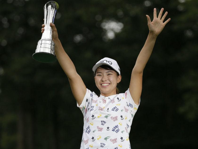 Hinako Shibuno vince il quinto ed ultimo Major femminile della stagione