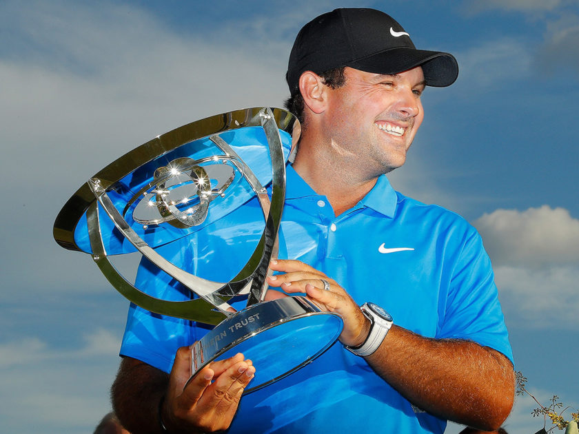 Patrick Reed vince il Northern Trust