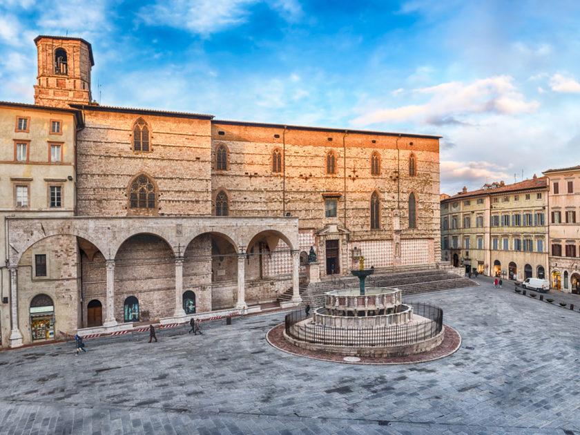 Vacanza in Umbria: Perugia