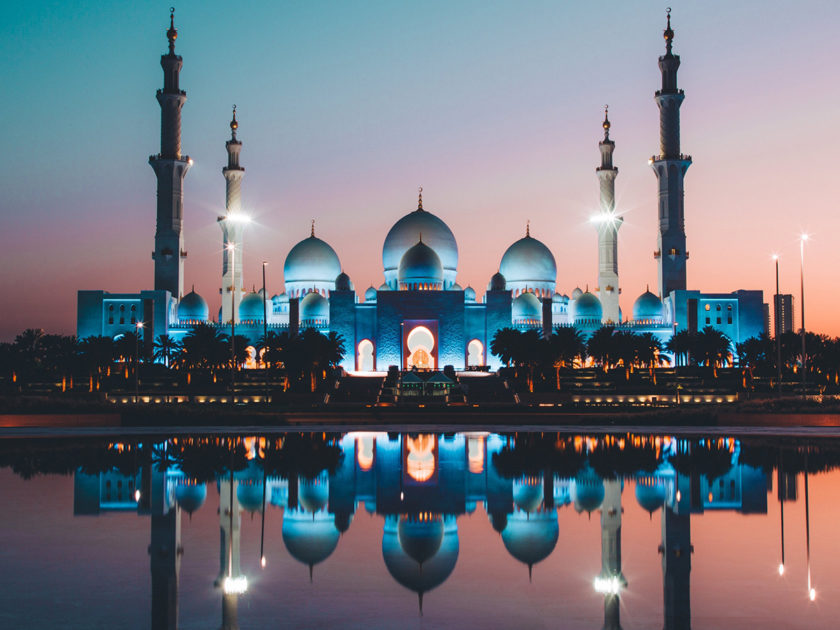 Vacanza negli Emirati Arabi: Abu Dhabi