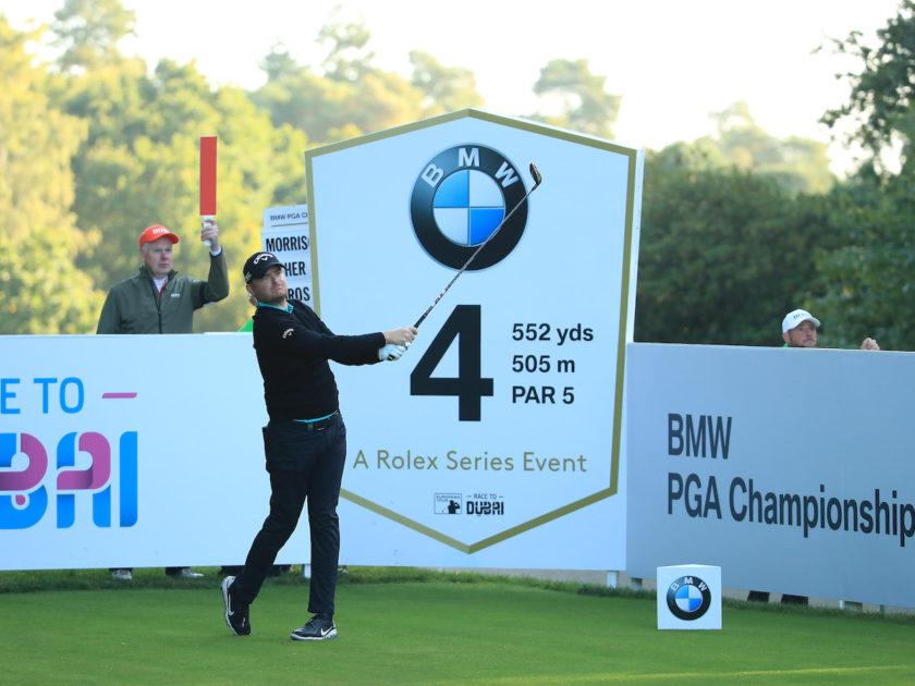 BMW PGA Championship: occhio al semaforo
