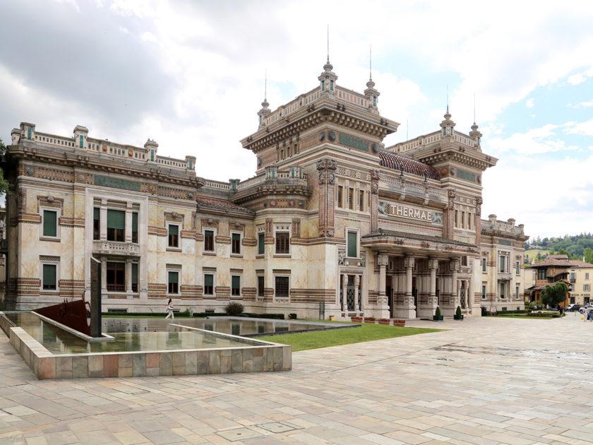 Vacanza in Emilia Romagna: Salsomaggiore Terme