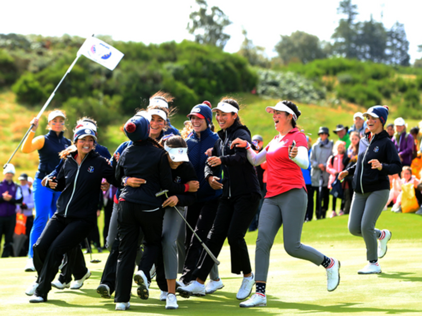 Ping Junior Solheim Cup: USA 13 – Europe 11