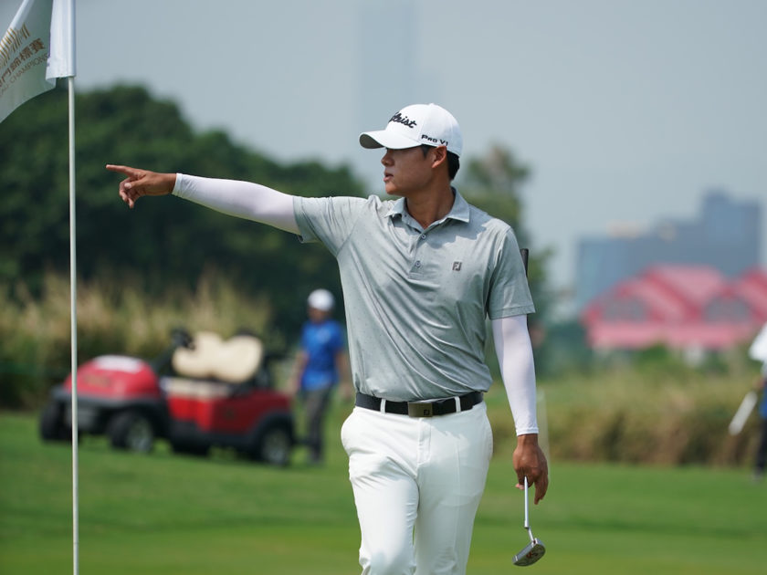 Justin Shin vince il Macau Championship; Zemmer 45°