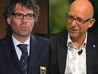 Corrado Graglia e Davide Maria Lantos