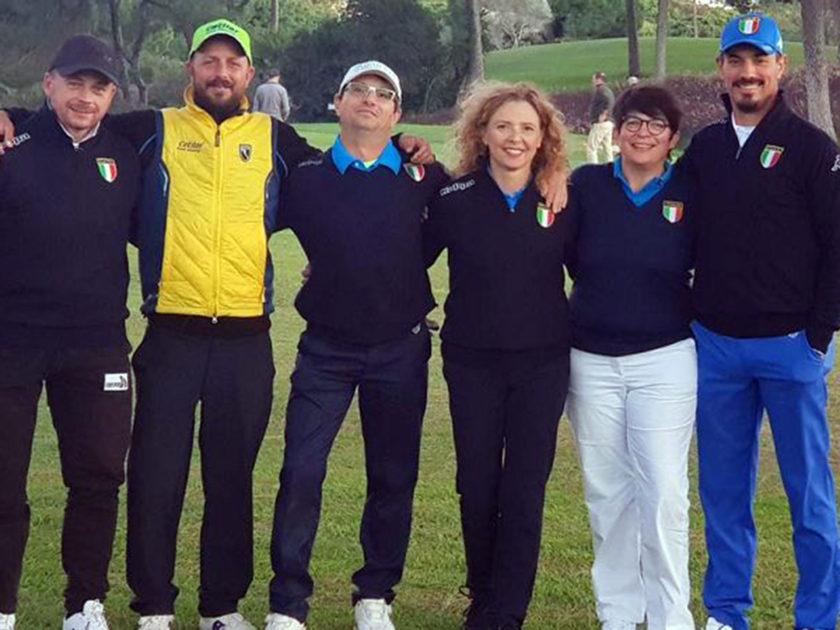 EDGA Algarve Open: Perrino e Biagi al terzo posto