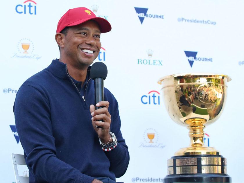 Presidents Cup: Tiger chiama Tiger