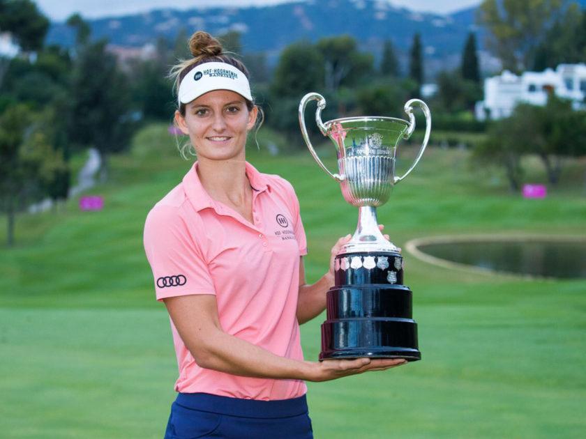 Anne Van Dam vince l'Andalucia Costa del Sol Open de España