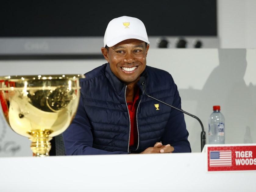Presidents Cup: Tiger guida gli U.S.A. al trionfo