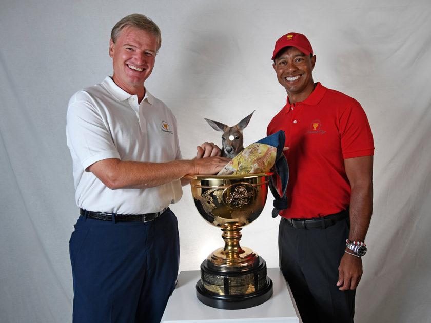 Presidents Cup: Woods ed Els alla loro prima da capitani