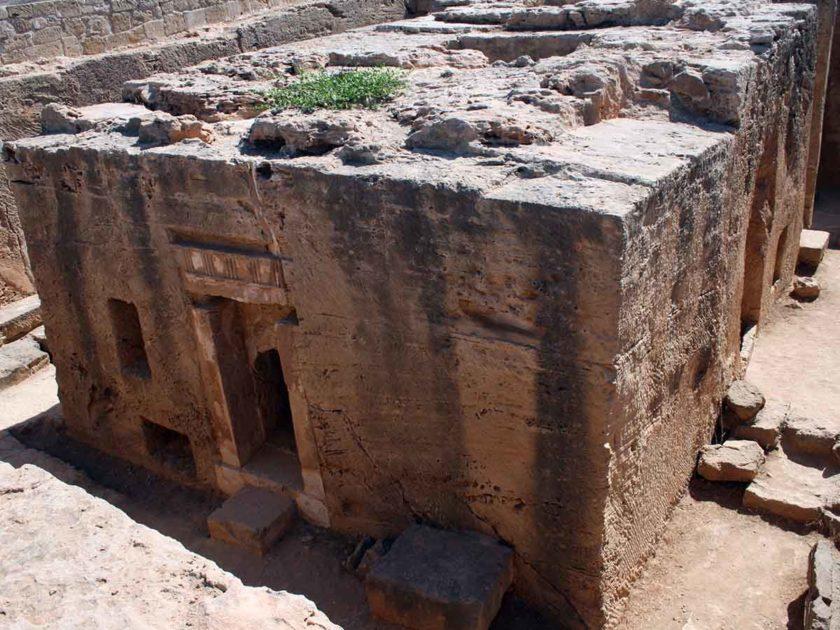 Vacanza a Cipro: Tombe dei Re