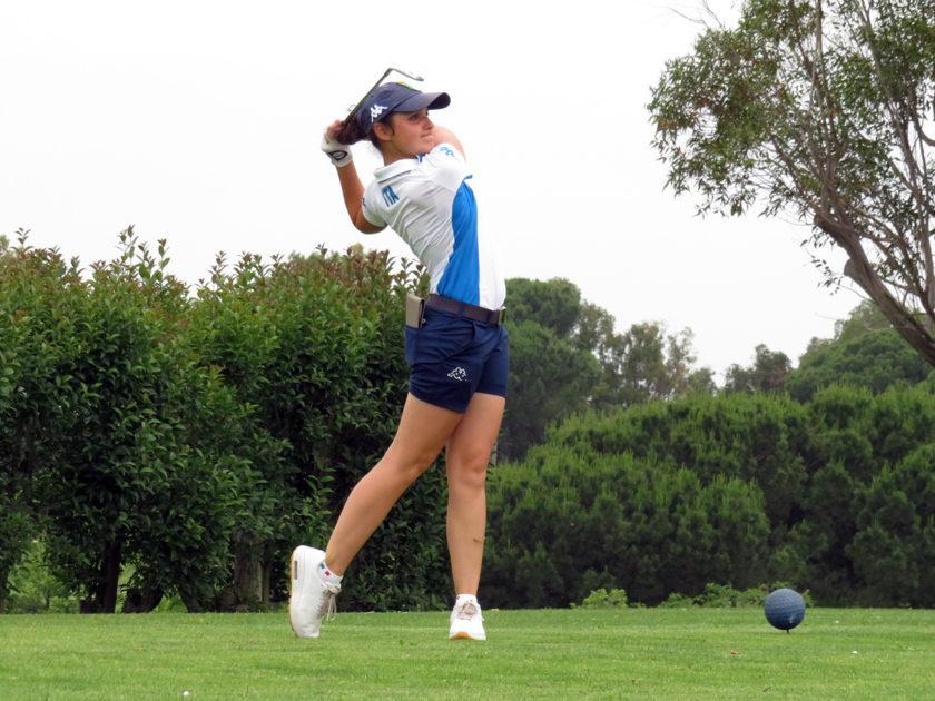 5 Ladies azzurre al Portuguese International Amateur Championship