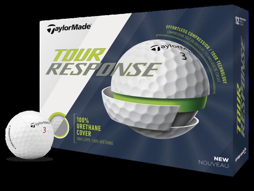 TaylorMade Tour & Soft Response: le palline disegnate per voi