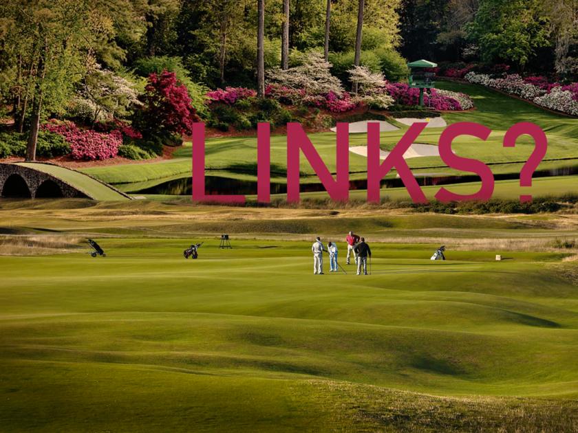I campi da golf: Links o Parkland?