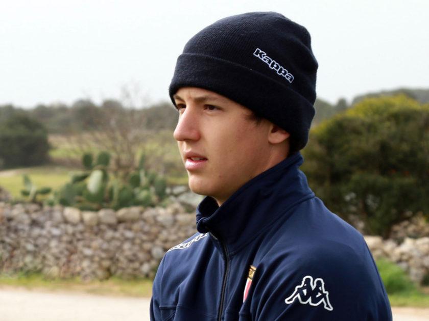 Alibrandi 13° nel Portuguese International Amateur